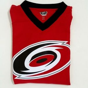 NHL Shirts   Tops - Carolina Hurricanes E. Staal  12 Youth Jersey 64d503d9d